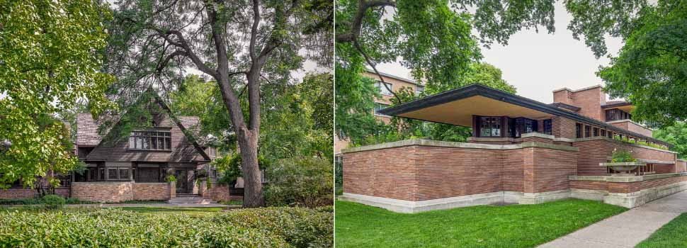 Home and Studio and Robie House